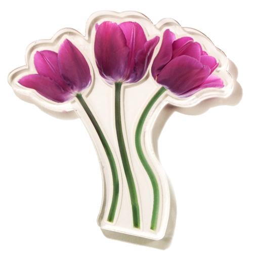 Magnet Trije tulipani
