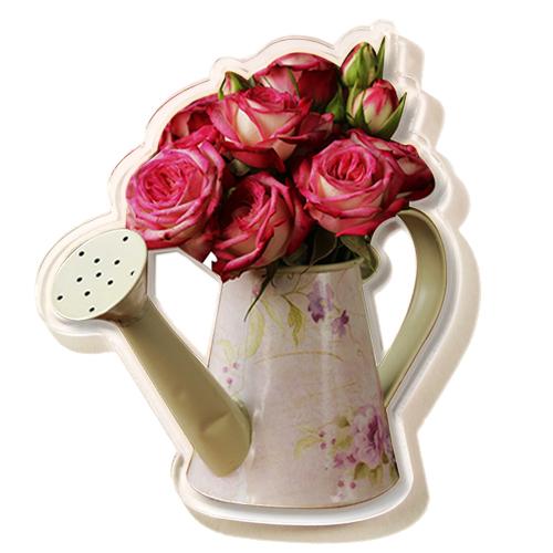 Magnet Kanglica z vrtnicami