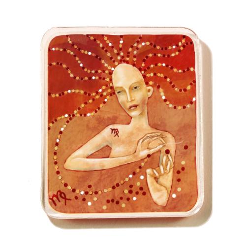 Magnet Horoskop 4 Devica