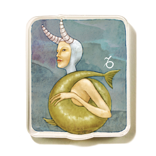 Magnet Horoskop 4 Kozorog