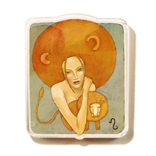 Magnet Horoskop 4 Lev
