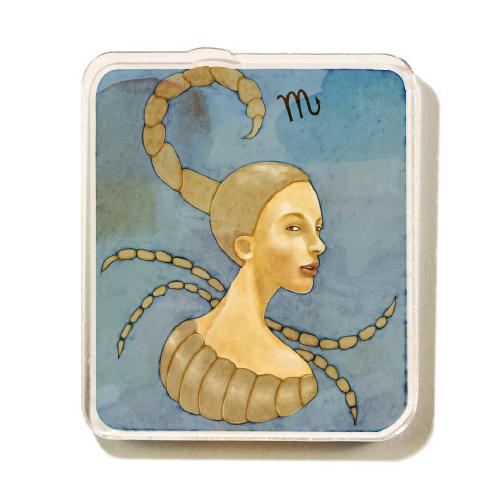 Magnet Horoskop 4 Skorpijon