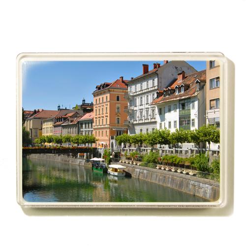 Magnet Ob Ljubljanici